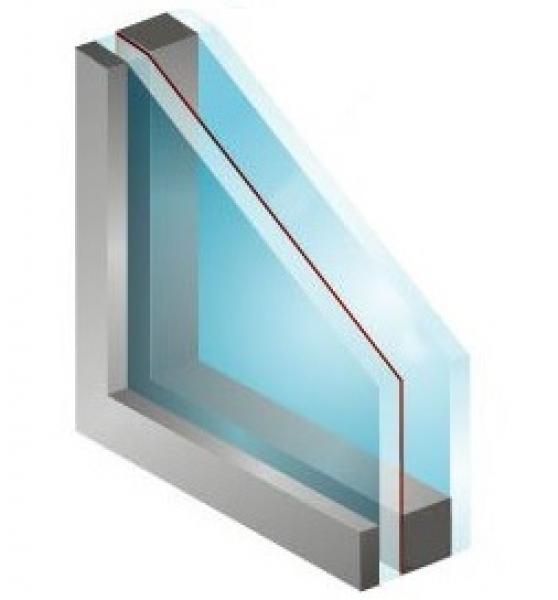 Double Glazed Units with Argon Gas