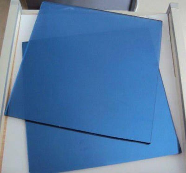Blue reflective
